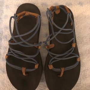 Comfortable Teva voya infinity sandals